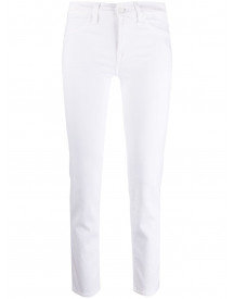7 For All Mankind Slim-fit Jeans - Wit afbeelding