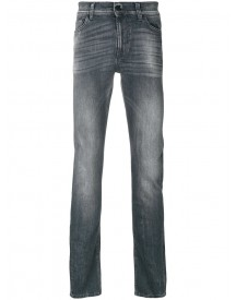 7 For All Mankind - Stone Wash Denim Jeans - Men - Cotton/polyester/spandex/elastane - 31 afbeelding