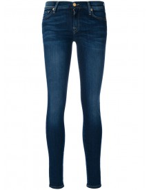 7 For All Mankind - The Skinny B(air) Duchess Jeans - Women - Cotton/polyester/spandex/elastane/lyocell - 26 afbeelding