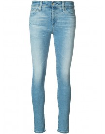 Ag Jeans - Farrah Jeans - Women - Cotton/polyester/polyurethane - 25 afbeelding