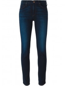 Ag Jeans - Skinny Fit Jeans - Women - Cotton/polyurethane/rayon - 27 afbeelding