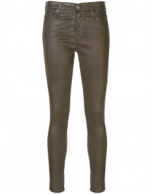 Ag Jeans Skinny Jeans - Bruin afbeelding