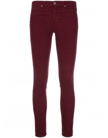 Ag Jeans Skinny Jeans - Rood afbeelding