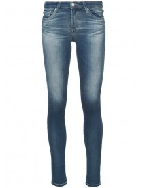 Ag Jeans - Skinny Jeans - Women - Cotton/polyurethane - 30 afbeelding