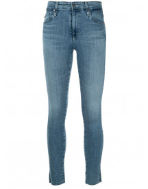 Ag Jeans Slim-fit Jeans - Blauw afbeelding