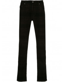 Ag Jeans Slim-fit Jeans - Bruin afbeelding