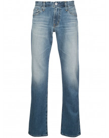 Ag Jeans Straight Jeans - Blauw afbeelding