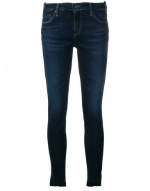 Ag Jeans Super Skinny Jeans - Blauw afbeelding
