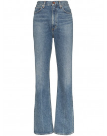 Agolde Flared Jeans - Blauw afbeelding