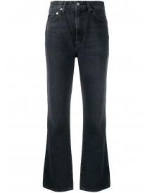 Agolde Flared Jeans - Grijs afbeelding