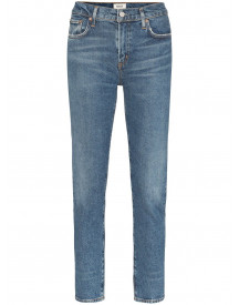 Agolde Slim-fit Jeans - Blauw afbeelding