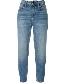 Alexander Wang - Cropped Jeans - Women - Cotton/polyurethane - 30 afbeelding