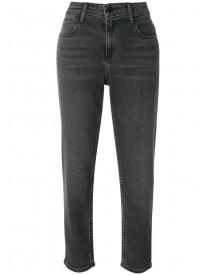 Alexander Wang - Ride Jeans - Women - Cotton - 24 afbeelding