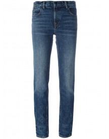 Alexander Wang - Slim-fit Jeans - Women - Cotton - 29 afbeelding