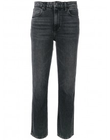 Alexander Wang - Straight-leg Jeans - Women - Cotton - 26 afbeelding