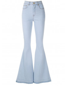Amapô Flared Jeans - Blauw afbeelding