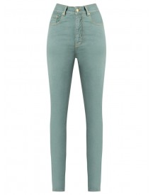 Amapô - High Waist Skinny Jeans - Women - Cotton/elastodiene - 40 afbeelding