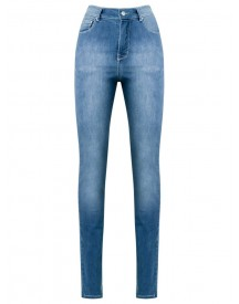 Amapô - Skinny Jeans - Women - Cotton/polyester - 42 afbeelding