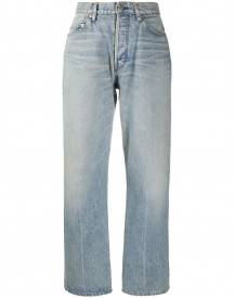 Ambush Mid Rise Relaxed Jeans - Blauw afbeelding