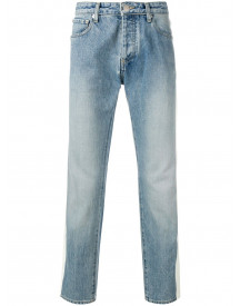 Ambush Side Stripe Slim-fit Jeans - Blauw afbeelding