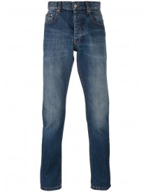 Ami Alexandre Mattiussi - Ami Fit Jeans - Men - Cotton - 31 afbeelding