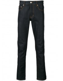 Ami Alexandre Mattiussi - Classic Fitted Jeans - Men - Cotton/wool - 33 afbeelding