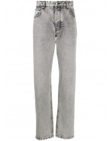 Ami Straight Jeans - Grijs afbeelding