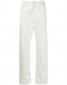 Ami Straight Jeans - Wit afbeelding
