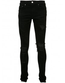 Amiri - Distressed Skinny Jeans - Men - Cotton/spandex/elastane - 31 afbeelding