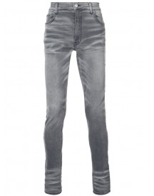 Amiri - Long Leg Slim Fit Jeans - Men - Cotton/spandex/elastane - 34 afbeelding