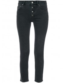 Anine Bing - High Waisted Skinny Jeans - Women - Cotton/spandex/elastane - 25 afbeelding