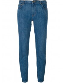 A.p.c. - Ankle-length Jeans - Women - Cotton/polyurethane - 24 afbeelding