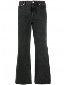 A.p.c. Flared Jeans - Zwart afbeelding