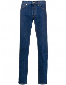 A.p.c. Slim-fit Jeans - Blauw afbeelding