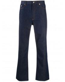 A.p.c. Straight Jeans - Blauw afbeelding