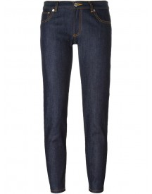 A.p.c. - Tapered Jeans - Women - Cotton/polyurethane - 26 afbeelding
