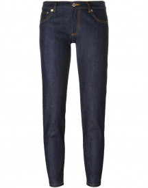 A.p.c. Taps Toelopende Jeans - Blauw afbeelding