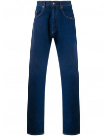 Aries Straight Jeans - Blauw afbeelding