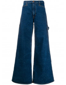 Aries Flared Jeans - Blauw afbeelding