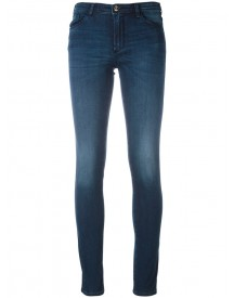 Armani Jeans - Skinny Jeans - Women - Cotton/polyester/spandex/elastane/modal - 32 afbeelding