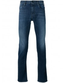 Armani Jeans - Slim-fit Jeans - Men - Cotton/spandex/elastane - 38 afbeelding