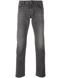Armani Jeans - Slim Tapered Jeans - Men - Cotton/spandex/elastane - 30 afbeelding