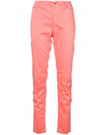 Armani Jeans Straight Jeans - Roze afbeelding