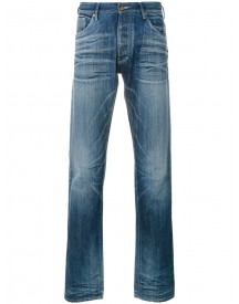 Armani Jeans - Straight Leg Jeans - Men - Cotton - 28 afbeelding