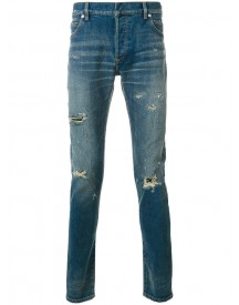Balmain - Stone Washed Jeans - Men - Cotton/polyurethane - 30 afbeelding