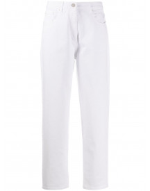 Barbara Bui Straight Jeans - Wit afbeelding