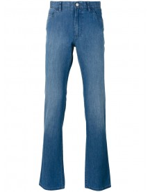 Brioni - Slim-fit Jeans - Men - Cotton/spandex/elastane - 42 afbeelding