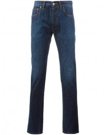 Brioni - Straight-leg Jeans - Men - Cotton/polyester - 32 afbeelding
