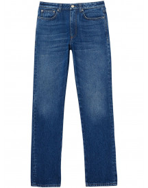 Burberry Straight Jeans - Blauw afbeelding