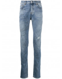 Buscemi Slim-fit Jeans - Blauw afbeelding